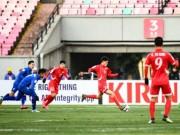 Bóng đá - Tin nóng U23 châu Á 10/1: Thái Lan ôm hận, cựu vương Iraq đại thắng Malaysia