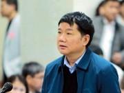 Tin tức trong ngày - Ông Đinh La Thăng từ chối trả lời luật sư vì lý do sức khỏe