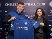 """Chelsea nguy cơ cấm chuyển nhượng: Điều tra  """" hợp đồng ma """"  Barkley"""
