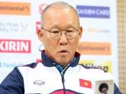 """Bóng đá - U23 Việt Nam - Hàn Quốc: Park Hang Seo muốn tạo """"địa chấn"""""""