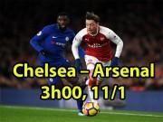 """Chelsea – Arsenal: """"Phao cứu sinh"""" và trận chiến cảm tử"""