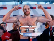 Gã nghiện boxing  nặng tạ rưỡi ngày ăn 7 bữa, mang bụng mỡ đấu  Nhà vua