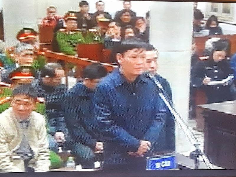 Ông Trịnh Xuân Thanh bị cấp dưới phản ứng - 1