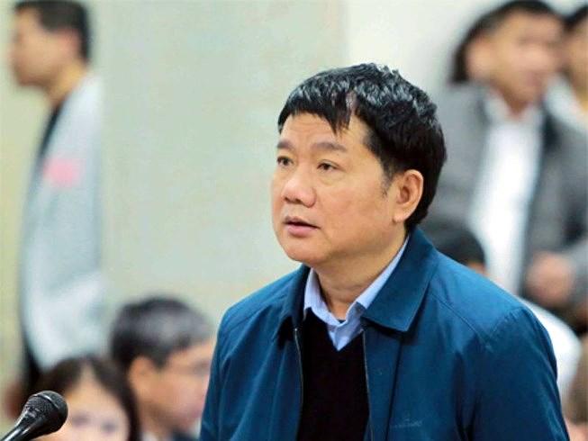 Ông Đinh La Thăng từ chối trả lời luật sư vì lý do sức khỏe - 1