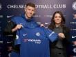 """Chelsea nguy cơ cấm chuyển nhượng: Điều tra """"hợp đồng ma"""" Barkley"""