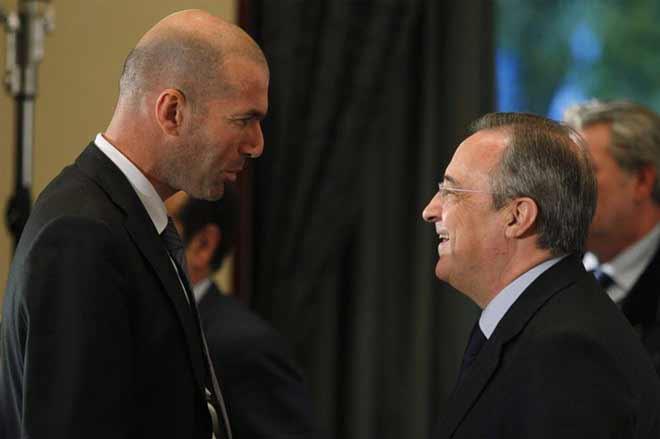 Mầm họa Real: Zidane cãi tay bo Perez, tương lai mịt mờ vì con trai - 1