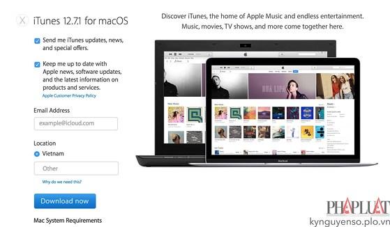 Apple bất ngờ cho phép hạ cấp iOS - 1