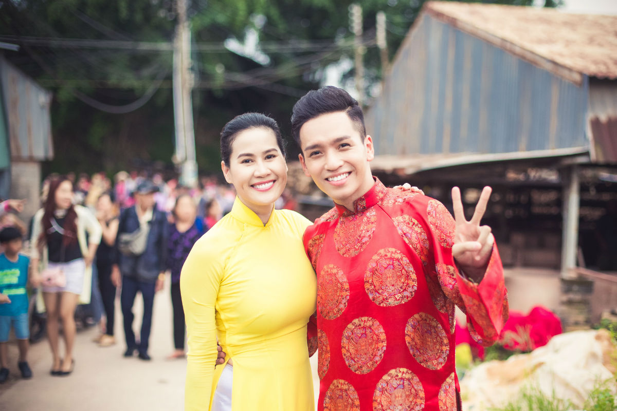 Thân Thúy Hà kể chuyện được Hoài Linh giúp đỡ trên phim trường - 3