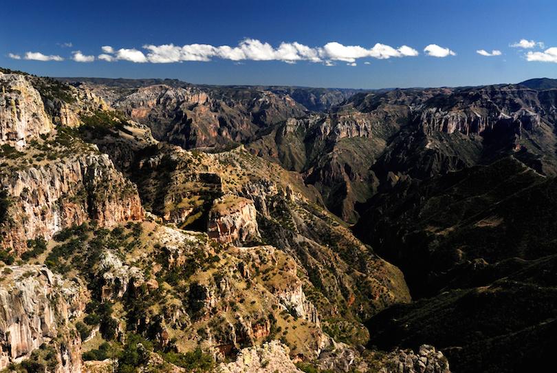 Đã mắt ngắm nhìn 12 hẻm núi đẹp nhất hành tinh - 4