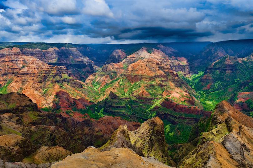 Đã mắt ngắm nhìn 12 hẻm núi đẹp nhất hành tinh - 7