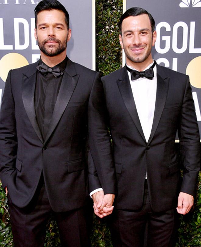 Ricky Martin đính hôn cùng người tình đồng tính kém 13 tuổi - 1