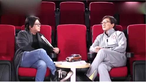 Thành Long nói về quá khứ khai chiến với giang hồ Hong Kong - 1