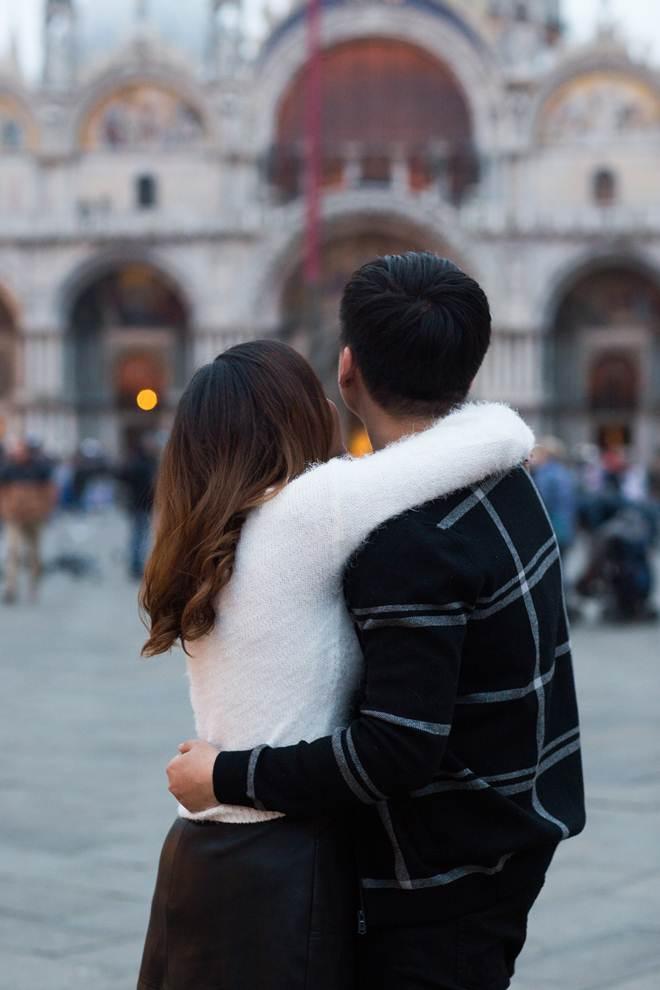 Ngọc Anh lộ ảnh tình tứ tại Italy bên người tình kém 3 tuổi - 4