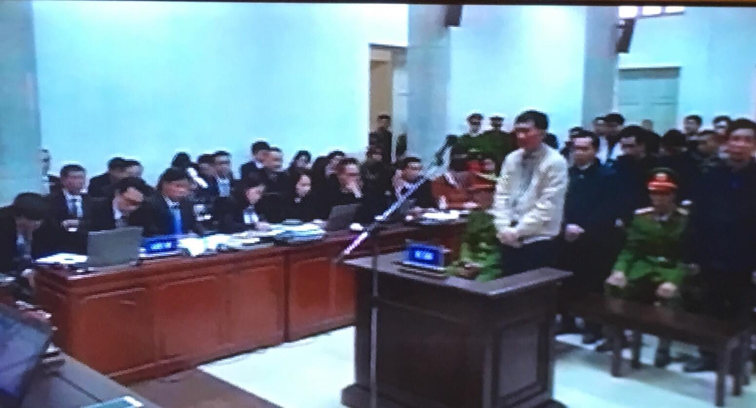 Đề nghị ông Đinh La Thăng 14-15 năm tù, Trịnh Xuân Thanh tù chung thân - 1