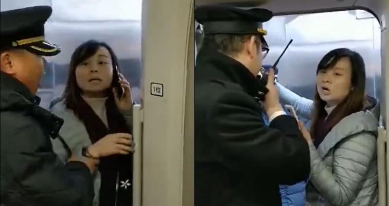 """Cô vợ """"lầy"""" nhất năm: Bắt cả đoàn tàu không được chạy để đợi chồng - 1"""