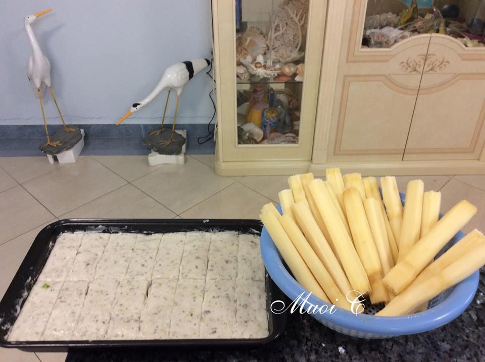 Bật mí công thức làm chạo tôm nướng mía ngon mê ly - 3