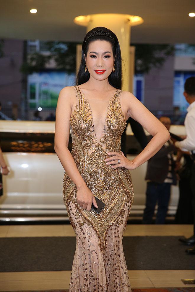 Dàn sao Việt dự đám cưới của Lâm Khánh Chi tại Sài Gòn - 3