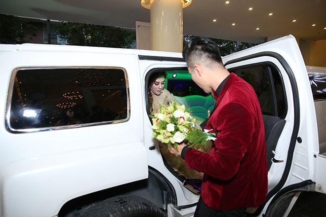 Dàn sao Việt dự đám cưới của Lâm Khánh Chi tại Sài Gòn - 1