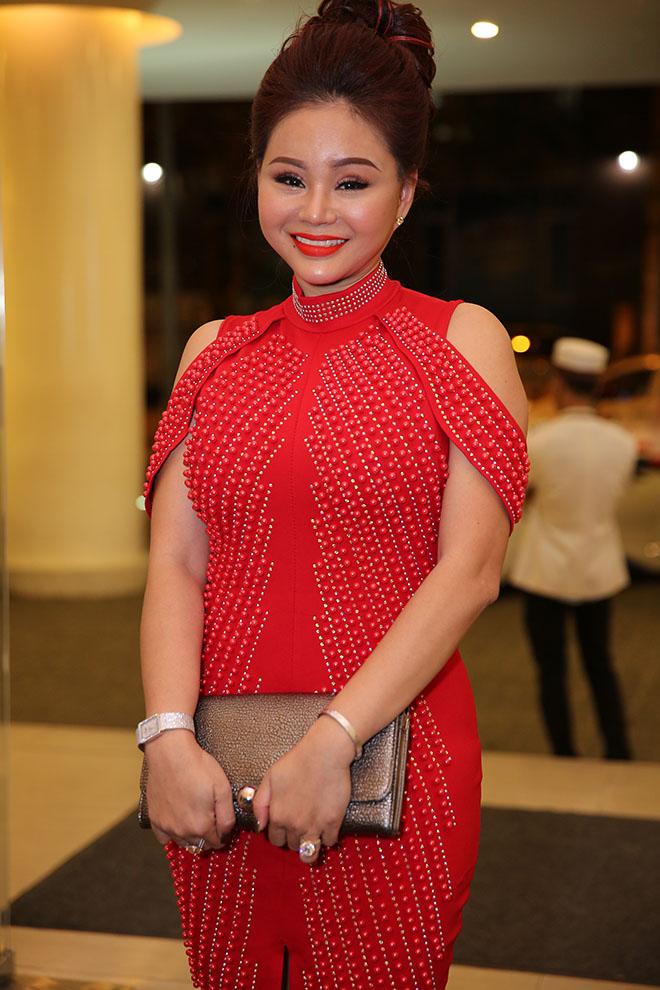 Dàn sao Việt dự đám cưới của Lâm Khánh Chi tại Sài Gòn - 10