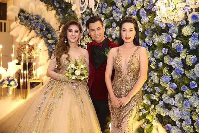 Dàn sao Việt dự đám cưới của Lâm Khánh Chi tại Sài Gòn - 4