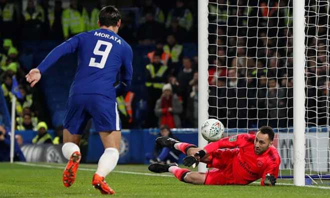 """Morata """"đi nhanh về chậm"""": Chelsea mua hớ phải """"Drogba ngược""""? - 1"""