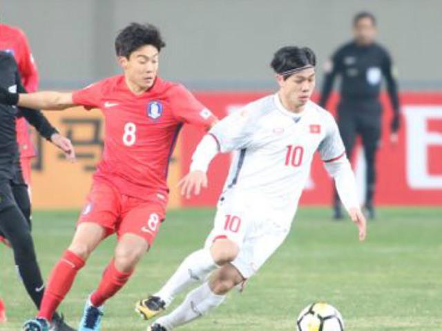 U23 Việt Nam - U23 Hàn Quốc: Siêu phẩm và màn chiến đấu quả cảm