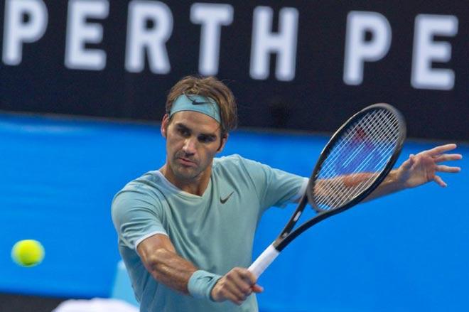 Federer thênh thang tới Grand Slam thứ 20 tại Australian Open? - 1