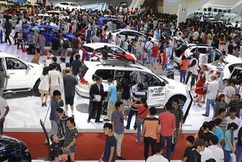 Thị trường ô tô Việt Nam năm 2017: Sự ảm đạm được báo trước - 1