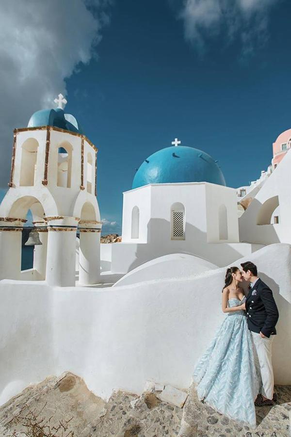 Á khôi Hà thành và bộ ảnh cưới cùng chồng đại gia gây bão - 11