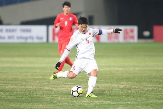 """Ấn tượng U23 Việt Nam công sắc thủ chắc, U23 Hàn Quốc """"tròn mắt"""" - 4"""