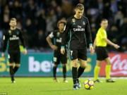 """Bóng đá - Real Madrid bết bát: Ronaldo """"cùn"""" & """"ác mộng"""" sân nhà"""