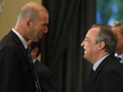 Bóng đá - Mầm họa Real: Zidane cãi tay bo Perez, tương lai mịt mờ vì con trai