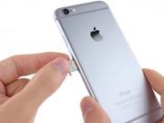 """Thời trang Hi-tech - SIM ghép """"thần thánh"""" được nâng cấp, iPhone lock trong nước lại sử dụng bình thường"""