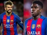 """Bóng đá - Chuyển nhượng MU: Thích sao Barca, bị người cũ Pique dội """"gáo nước lạnh"""""""