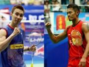 Lịch thi đấu cầu lông thế giới mới nhất năm 2018