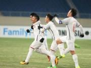"""Bóng đá - Ấn tượng U23 Việt Nam công sắc thủ chắc, U23 Hàn Quốc """"tròn mắt"""""""