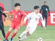 Bóng đá - U23 Việt Nam - U23 Hàn Quốc: Siêu phẩm và màn chiến đấu quả cảm