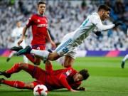 Bóng đá - Real Madrid - Numancia: Tưng bừng 2 cú đúp, thẻ đỏ phút 92
