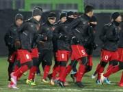 Bóng đá - Tin nóng U23 châu Á 11/1: Công Phượng đổi kiểu tóc, lấy may cho U23 Việt Nam
