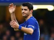 """Morata  """" đi nhanh về chậm """" : Chelsea mua hớ phải  """" Drogba ngược """" ?"""