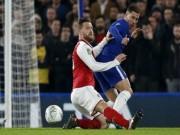 Bóng đá - Chelsea - Arsenal: Bắn phá dữ dội, khung thành rung chuyển