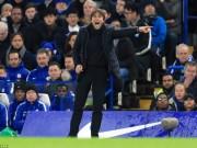 Bóng đá - Chelsea hòa Arsenal: Conte chê Morata, giãy nảy đòi bù giờ 10 phút