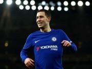 """"""" Bom tấn """"  chờ nổ: Hazard từ chối Chelsea, chờ Real đón giá 200 triệu bảng"""