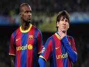 """Ngỡ ngàng: Messi bị tố đối xử  """" phũ """"  với đàn anh chống chọi tử thần"""