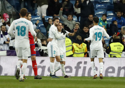 Chi tiết Real Madrid - Numancia: Phần thưởng xứng đáng (KT) - 5
