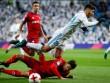 Real Madrid - Numancia: Tưng bừng 2 cú đúp, thẻ đỏ phút 92