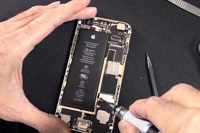 Nguồn cung pin cầm cầm iPhone 6 Plus thiếu hụt tới tháng 3, Việt Nam ra sao? - 2