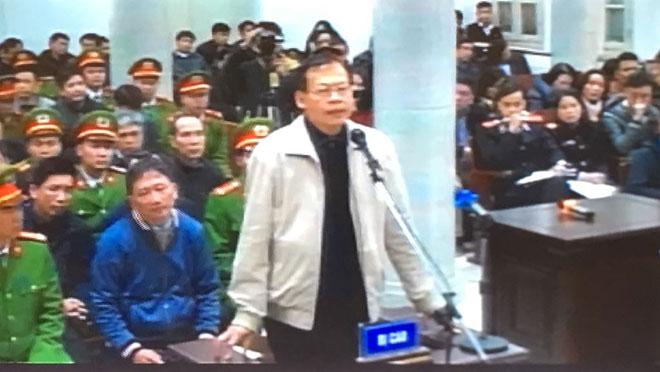 Luật sư của Phùng Đình Thực đề nghị VKS tranh luận đến cùng - 1