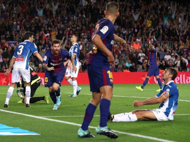 """Bốc thăm tứ kết Cúp Nhà Vua: Barca quyết đấu """"hàng xóm"""", Real sướng rơn"""