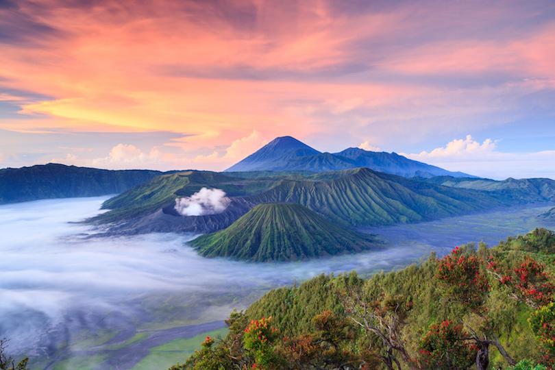 Kinh ngạc ngắm nhìn những ngọn núi lửa đẹp nhất hành tinh - 3